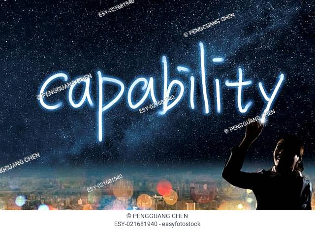 Concept of capability