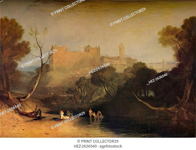 Linlithgow Palace, Scotland', c1810, (1938). Artist: JMW Turner