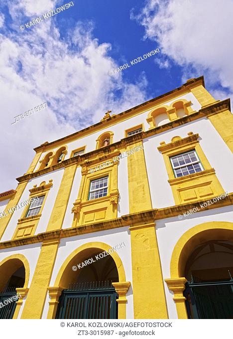 Convent of Sao Boaventura, Flores Museum, Santa Cruz das Flores, Flores Island, Azores, Portugal
