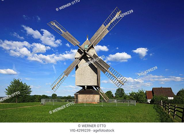 D-Detmold, Werre, Teutoburgian Forest, Teutoburg Forest / Egge Hills Nature Park, East Westphalia, North Rhine-Westphalia, NRW, Detmold Open-air museum
