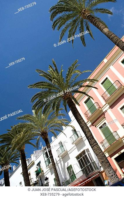 El Puerto de Santa Maria. Cadiz province, Andalucia, Spain