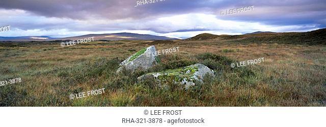 Rannoch Moor, Western Highlands, Scotland, United Kingdom, Europe