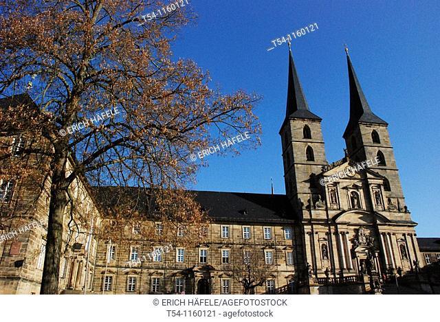 Saint Michael's monastery in Bamberg