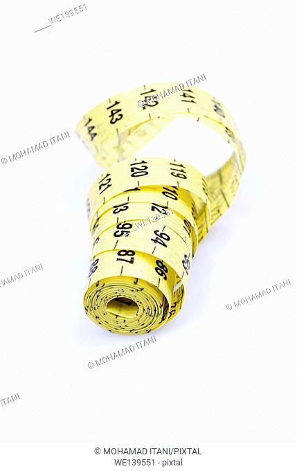 Rolling tape measure