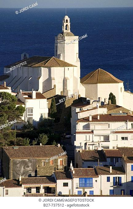 Cadaques, Costa Brava. Girona province, Catalonia, Spain