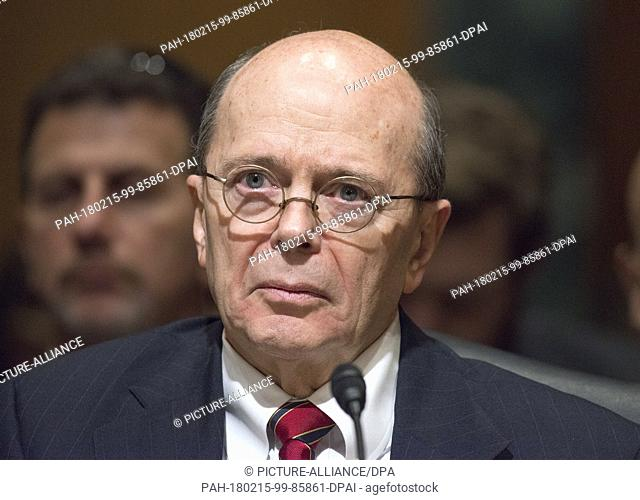 David J. Kautter, Acting Commissioner, Internal Revenue Service (IRS) and Assistant United States Secretary of the Treasury for Tax Policy testifies before the...