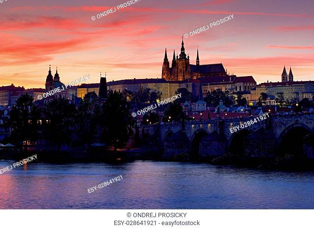 The Prague Castle, Czech Republic