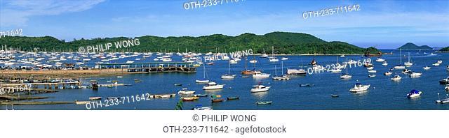 Pak Sha Wan, Sai Kung, Hong Kong