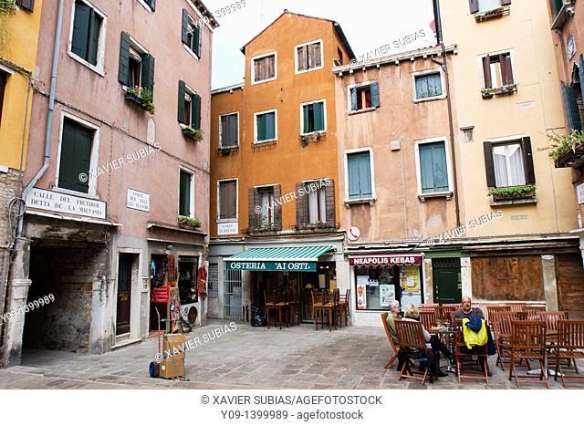 Square, Venice, Veneto, Italy
