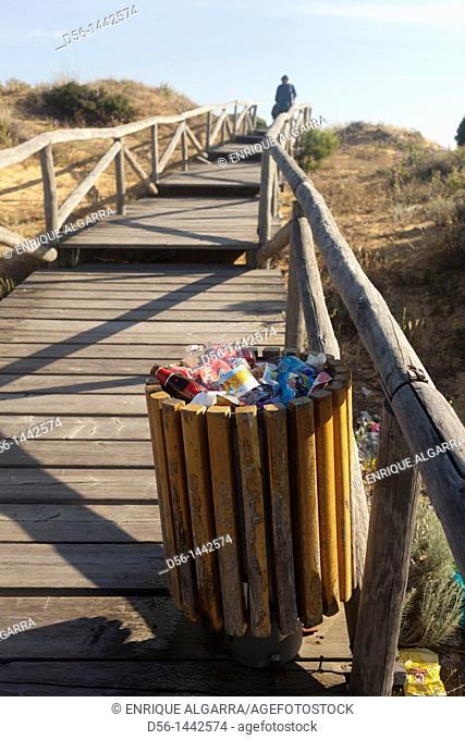 Parque Dunar, Matalascañas, Almonte, Huelva, Andalucía, España