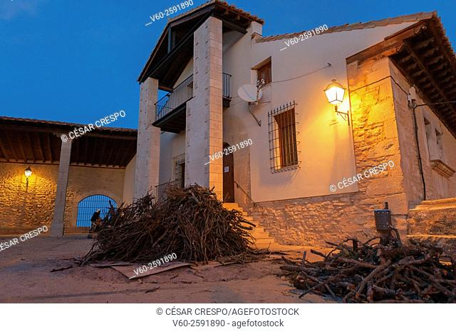 -Saint Anthony in Castellfort- Valencian community (Spain)