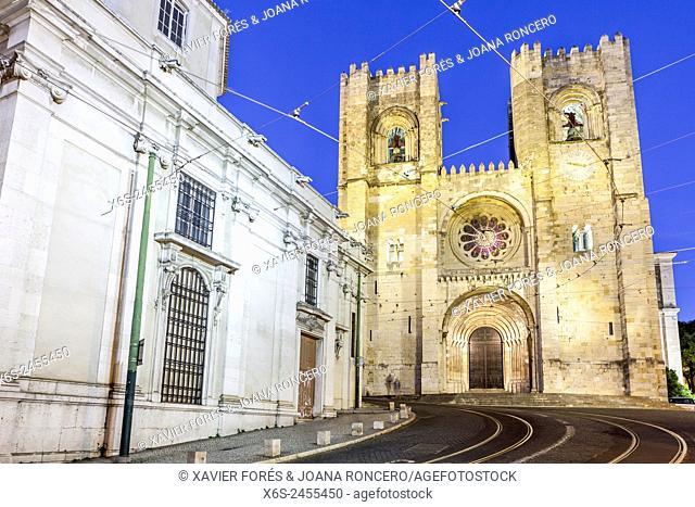 Se Catedral - Cathedral of Lisboa-, Lisboa, Portugal