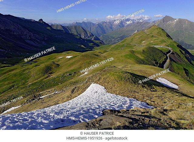 France, Hautes Pyrenees, Pyrenees National Park, Cirques area