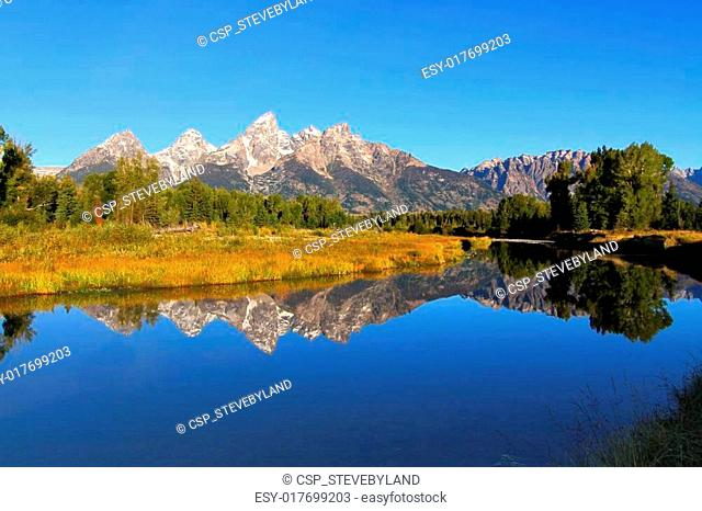 Schwabacher's Landing in the Grand