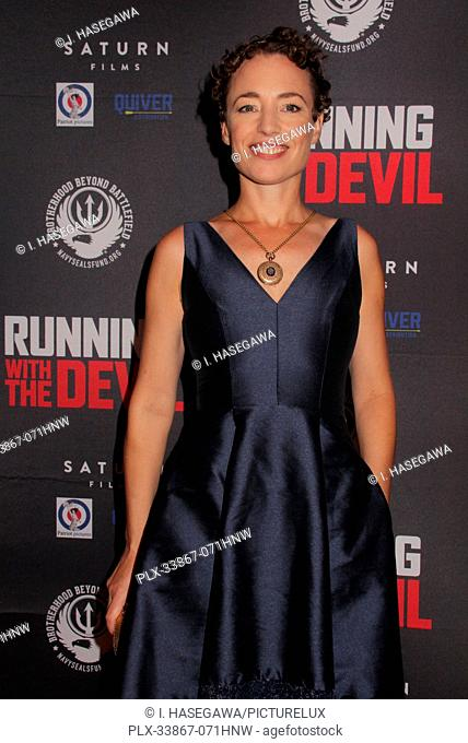 "Pip Lustgarten 09/16/2019 """"Running with the Devil"""" premiere held at Writers Guild Theater in Beverly Hills, CA Photo by I"