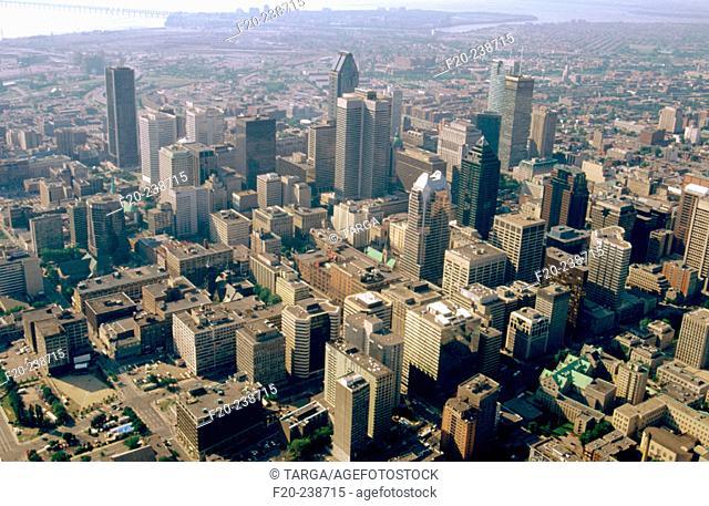 Montreal. Quebec. Canada