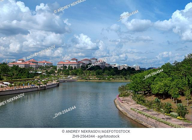 Putrajaya the federal administrative centre of Malaysia, Putrajaya