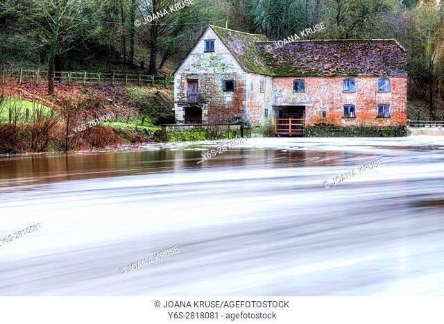 Sturminster Newton Mill, Dorset, England, UK