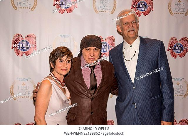 Feed the Peace Awards at the Four Seasons Austin honoring Kyle Chandler and Steven Van Zandt Featuring: Christy Pipkin, Steven Van Zandt