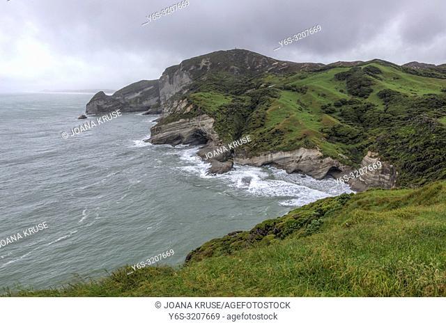 Cape Farewell, Puponga, South Island, New Zealand