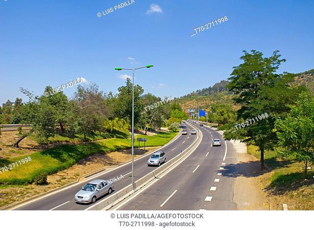 Santiago highway