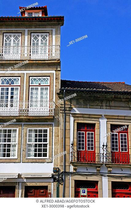 homes, Guimaraes, Portugal