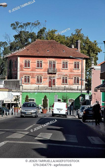 Cityscape, Sintra, Portugal, Europe
