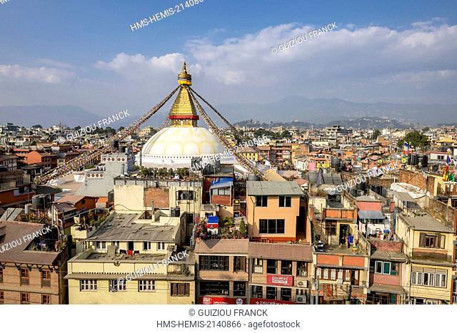 Nepal, Kathmandu valley, listed as World Heritage by UNESCO, Bagmati Zone, Kathmandu