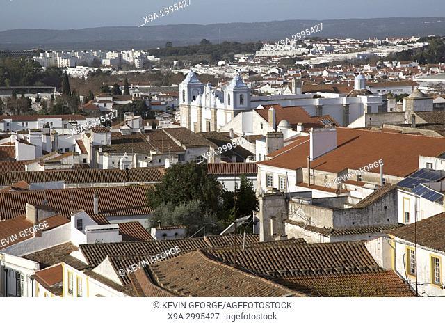 St Anton Church in Evora; Portugal