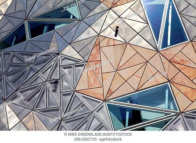 Federation Square, Melbourne, Victoria, Australia