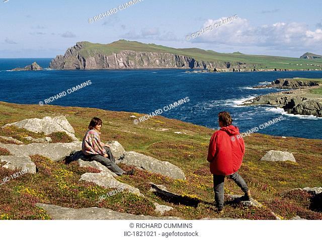 Glen Columkille, Donegal
