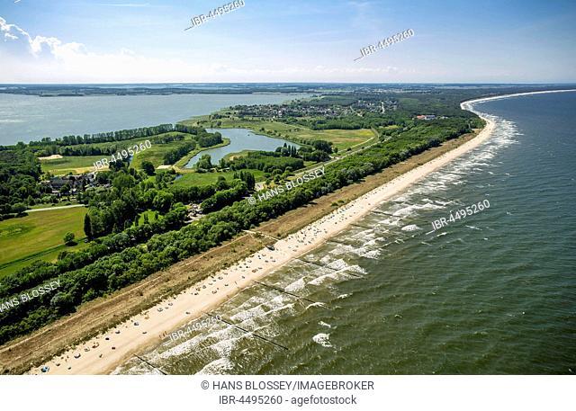 Damerow, Usedom, Ückeritz, Baltic Sea, Mecklenburg-Western Pomerania, Germany