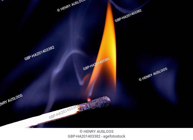 Phosphorus, Burning