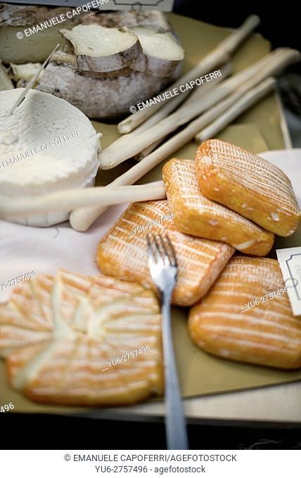 Italian cheeses, Taleggio cheese