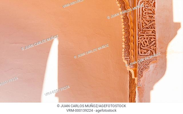 Arabesques in The Alhambra