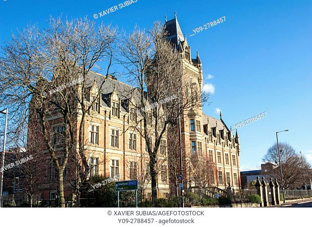 The Manchester College, University Manchester Goldstein Research, Ardwick, Manchester, England, United Kingdom