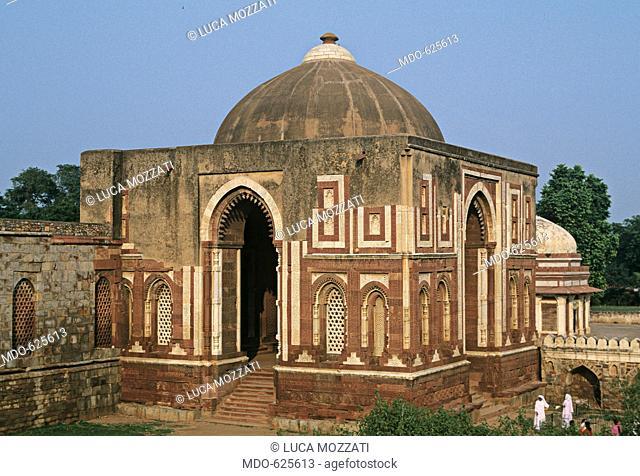Quwwat al Islam Ala i Darwaza Mosque, by Unknown Artist, 1311, 14th Century, . India, National Capital Territory of Dehli -NCT, Delhi, Delhi