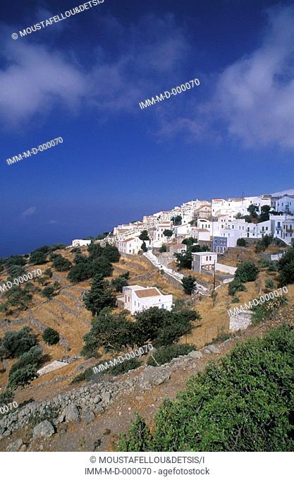 Nikia, Nisyros, Dodecanese, Greece, Europe
