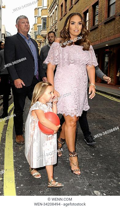 Hello Magazine x Dover Street Market Party Featuring: Tamara Ecclestone, Sophia Ecclestone Rutland Where: London, United Kingdom When: 09 May 2018 Credit: WENN