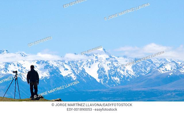 Pukaki Lake Photographer