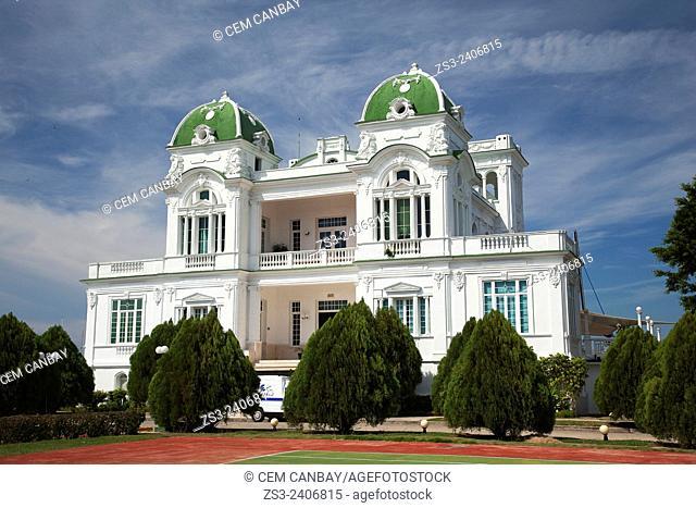 Club Cienfuegos on Paseo del Prado, Cienfuegos, Cienfuegos Province, Cuba