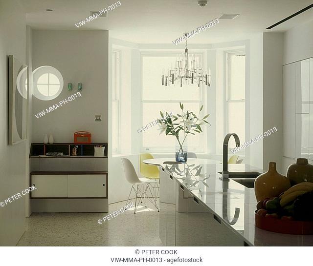 PRIVATE HOUSE, LONDON, UNITED KINGDOM, Architect MAGYAR MARSONI ARCHITECTS