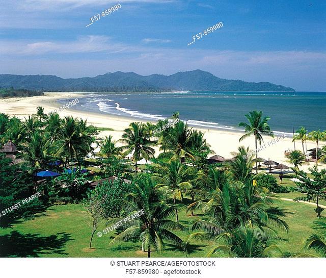 Dalit Beach, Sabah, Malaysia