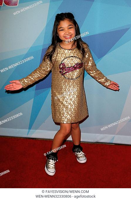 NBC's 'America's Got Talent' Season 12 - Finale Week Featuring: Angelica Hale Where: Hollywood, California, United States When: 20 Sep 2017 Credit:...