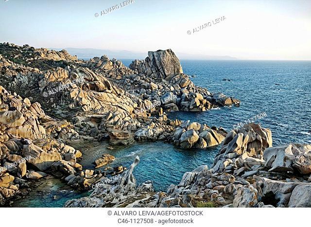 Capo Testa. Santa Teresa Gallura. Costa Smeralda. Sardinia. Italy
