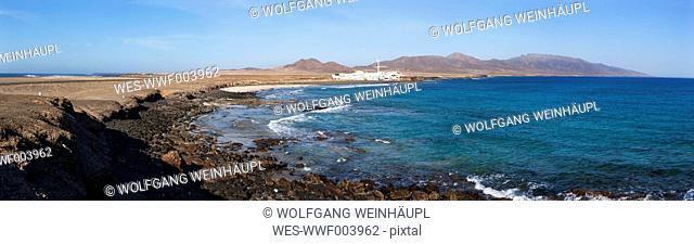 Spain, Canary Islands, Fuerteventura, El Puertito de la Cruz