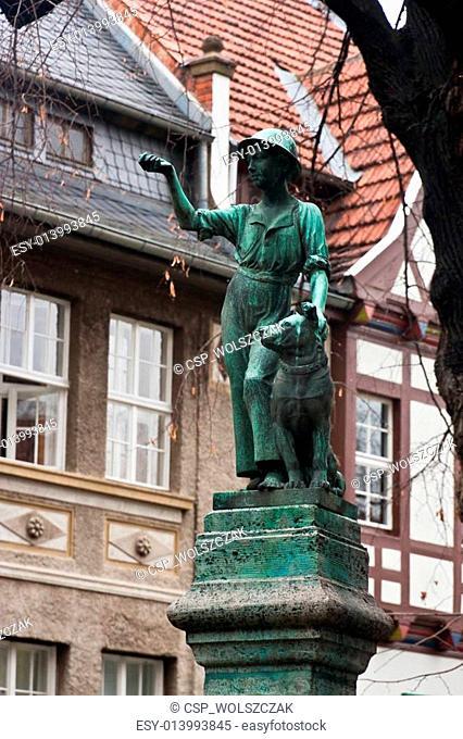 quedlinburg monument