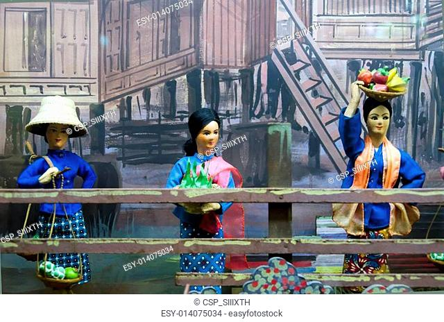 thai doll