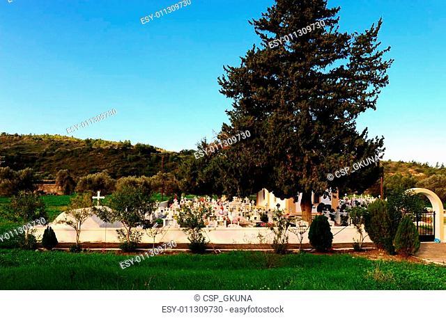 Orthodox Cemetery
