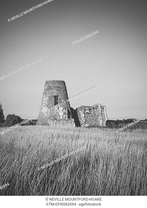 Ruins of St Benets Abbey